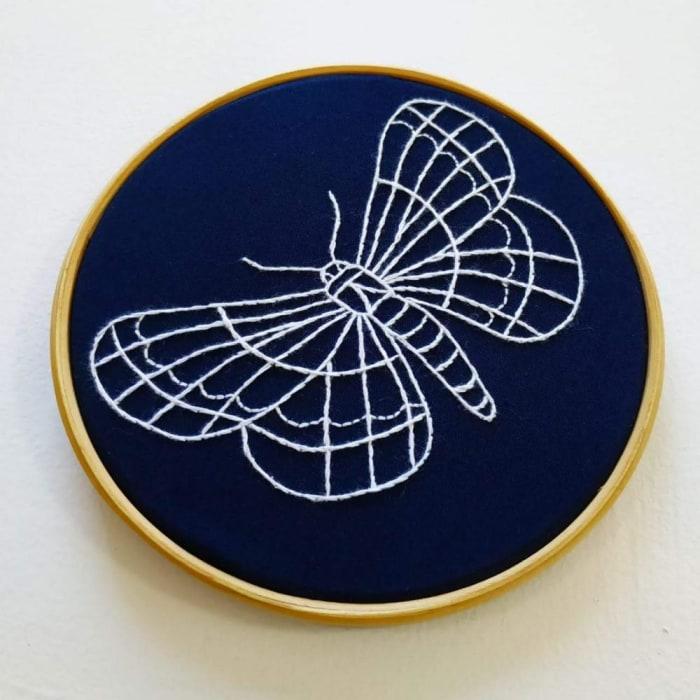Bastidor borboleta  (0)